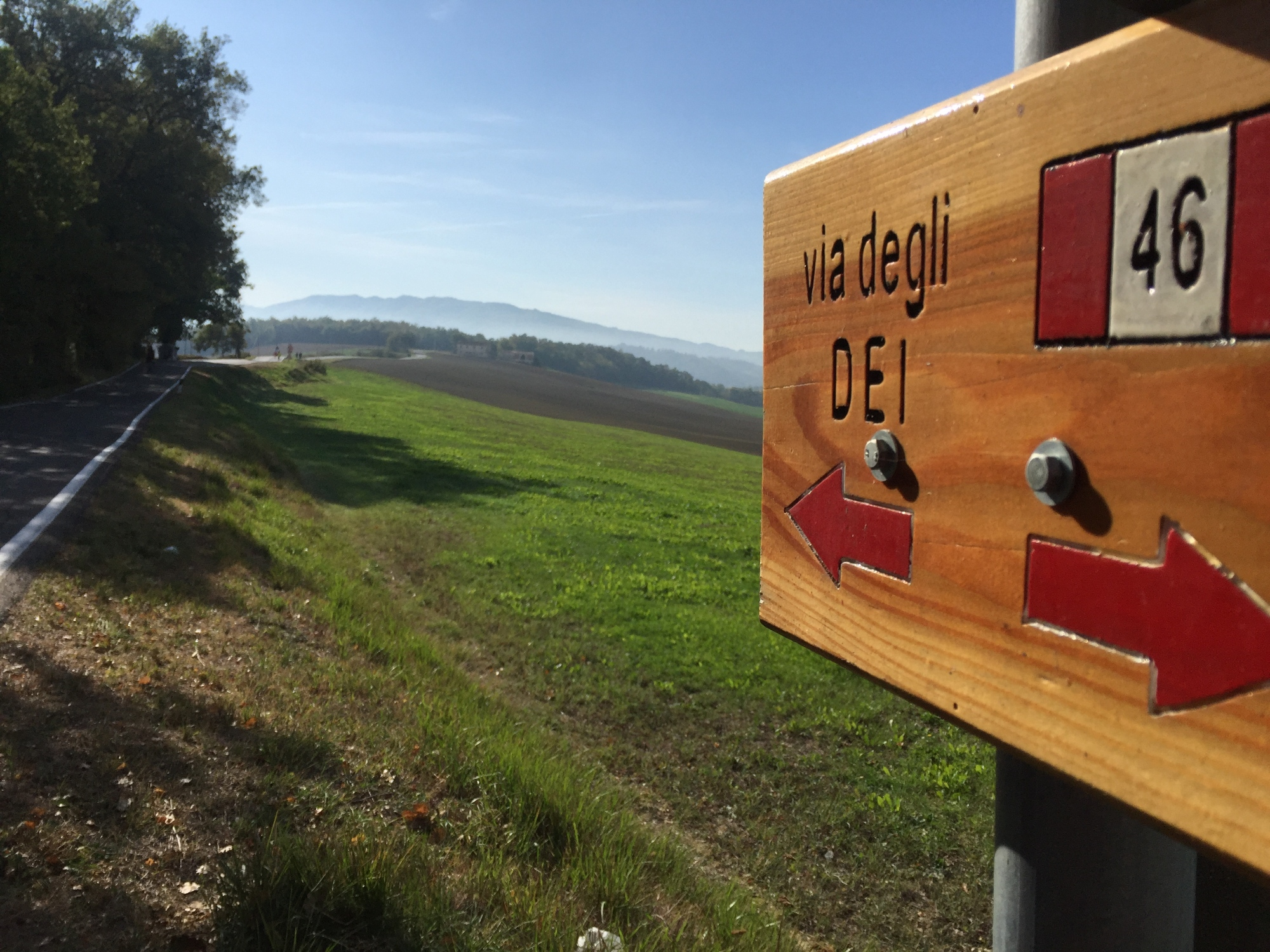 What you need to know before setting off on the Way of the Gods, the Via Degli Dei